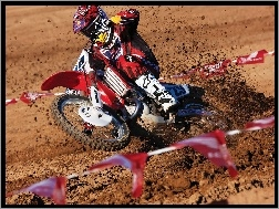 Red Bull Racing, Honda, Cross, Team